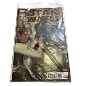 Star Wars #1 2015 Loot Crate Variant Still Sealed